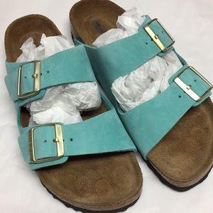 Birkenstock Arizona leather sandals size (40)